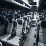 16 seater minibus hire inside North Wall